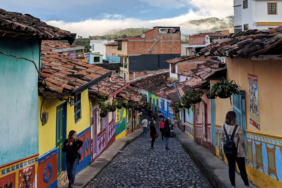 6 Places for Taking Photos Near Medellin, Colombia