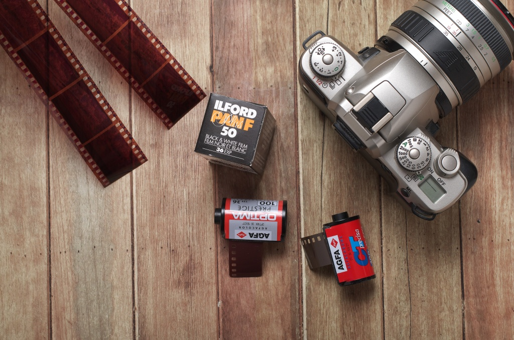 Where To Develop Film After You've Shot A Roll