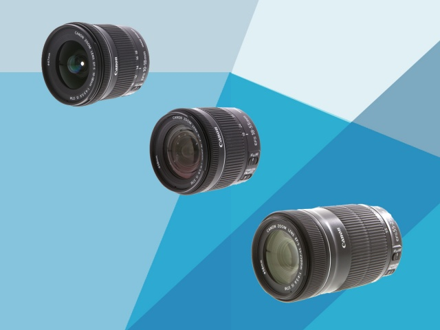 The Trifecta of Affordable EF-S Zooms For Canon APS-C DSLRs