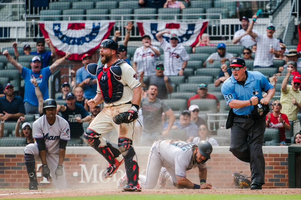 A Q&A With Kevin D. Liles—Atlanta Braves Team Photographer