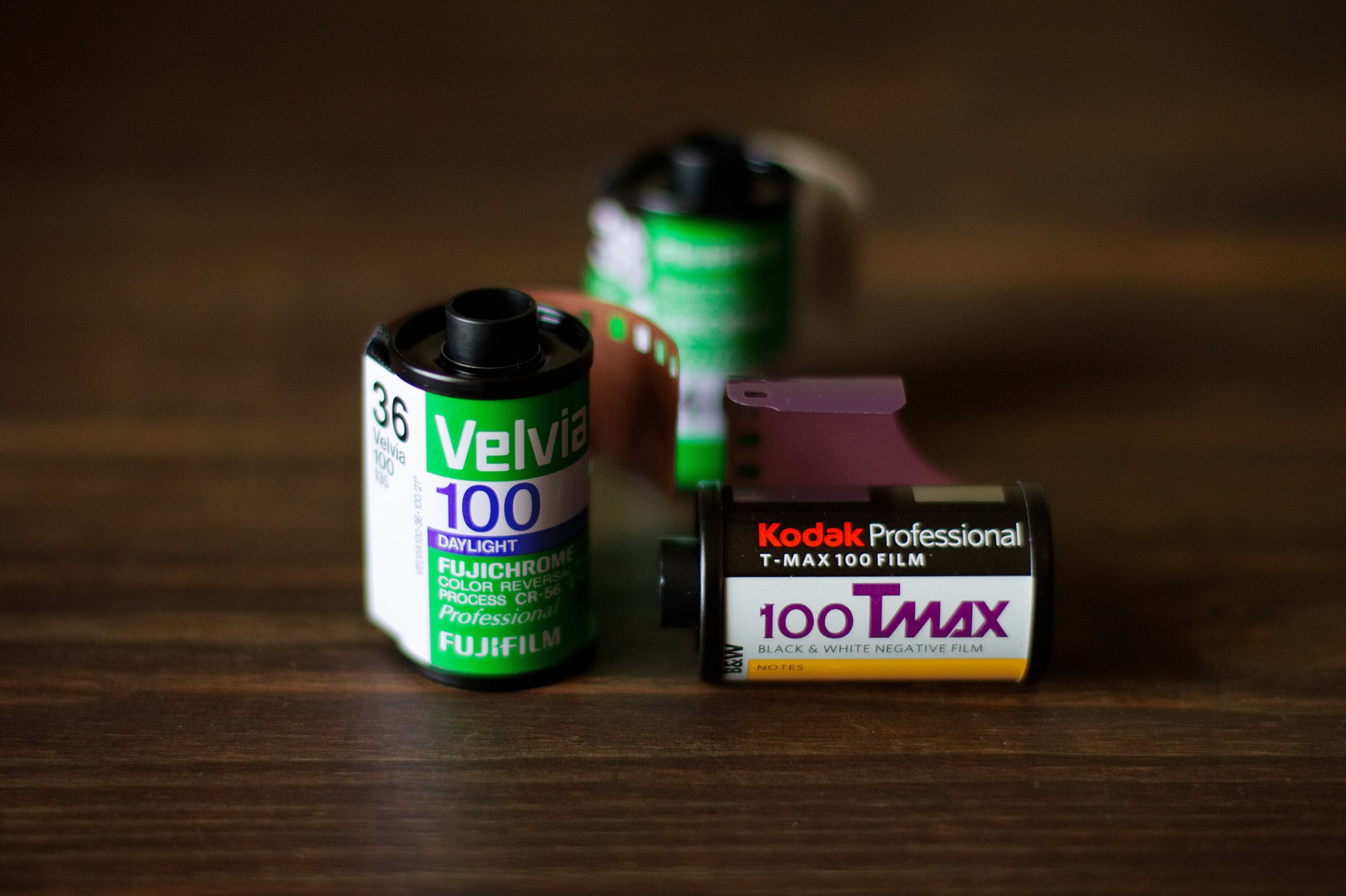 The Feeling of Shooting Film in a Digital Age