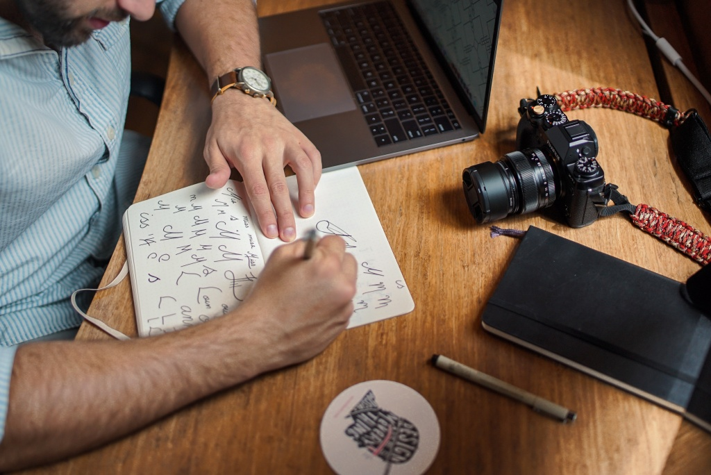 How To Be A Productive Photographer When You're Stuck At Home