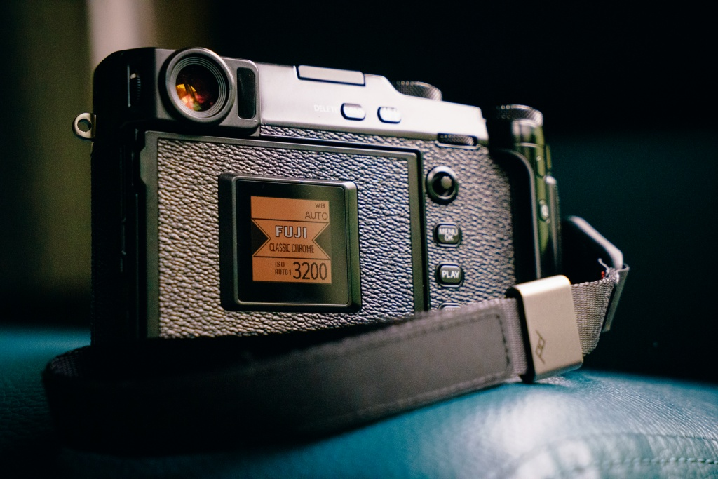 Fujifilm X-Pro3 Review: Form Follows Function FTW